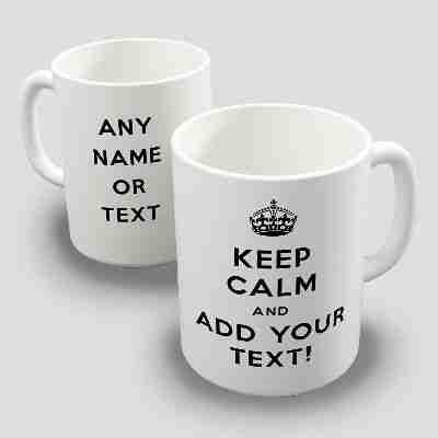 Custom Print mugs