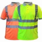 High Visibility Polo Shirt florida colorado