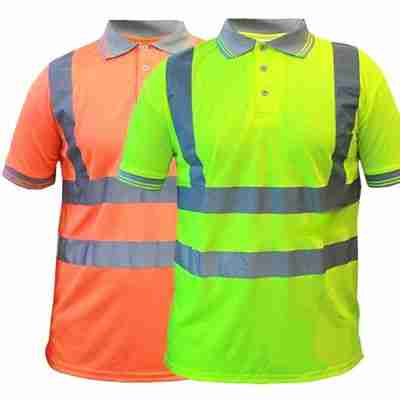 High Visibility Polo Shirt florida colorado