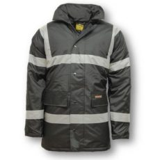 High Visibility Waterproof Parka Jacket cambridge