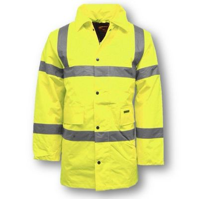 High Visibility Parka Jackets
