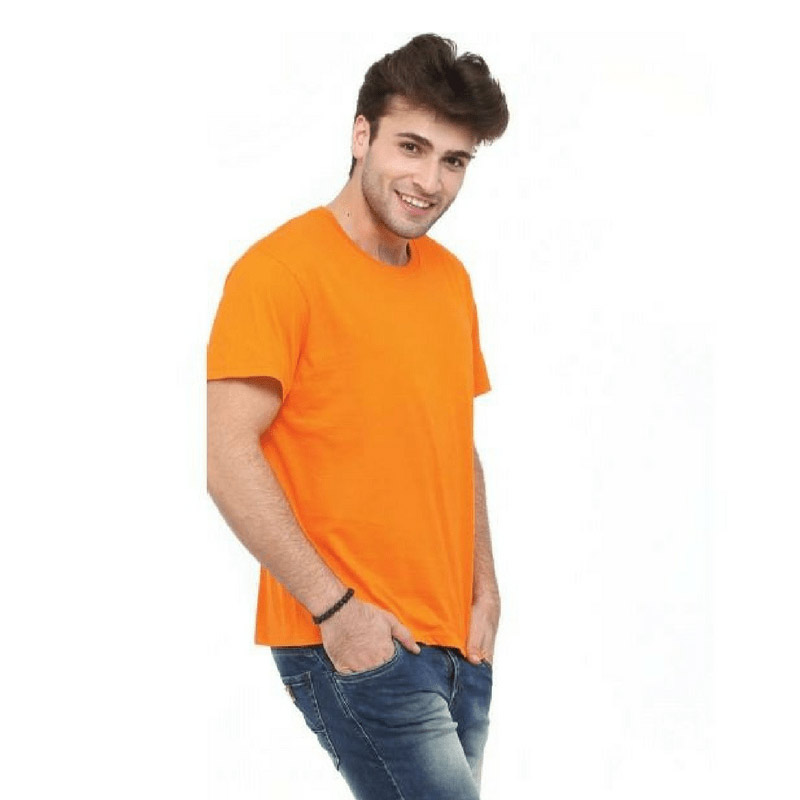 Mens Short Sleeved Cotton Tshirt 14 Colours MC150