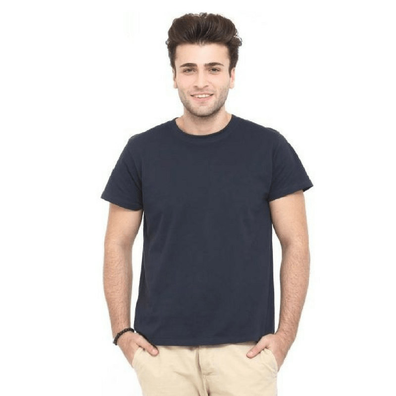 Mens Short Sleeved Heavy Cotton Tshirt 6 Colours MC180-OE