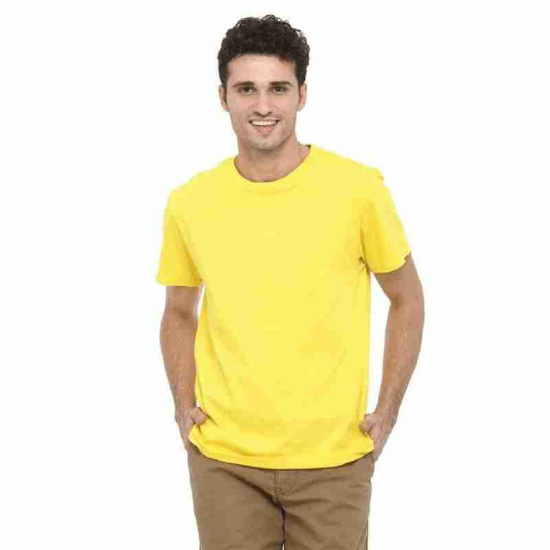 Mens Short Sleeved Tshirt 6 Colours MC130