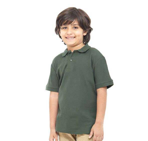 Childrens-Short-Sleeved-Polo-Shirt-YPS180