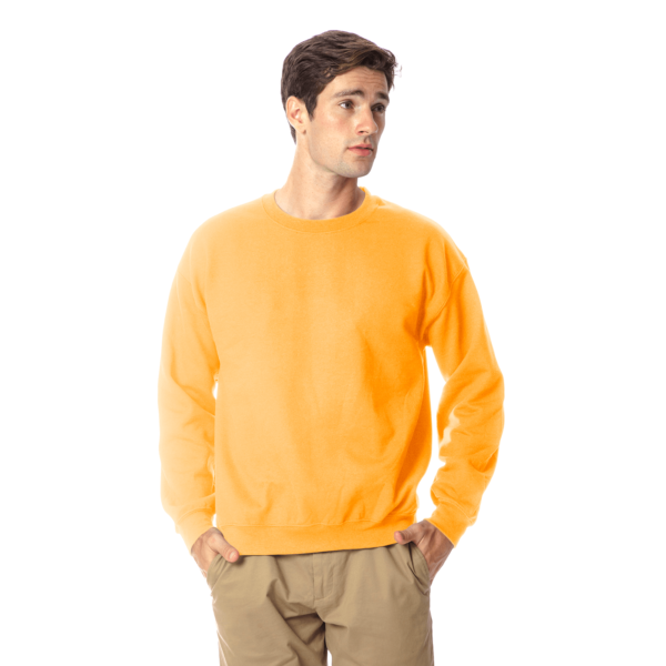 Crewneck Orange