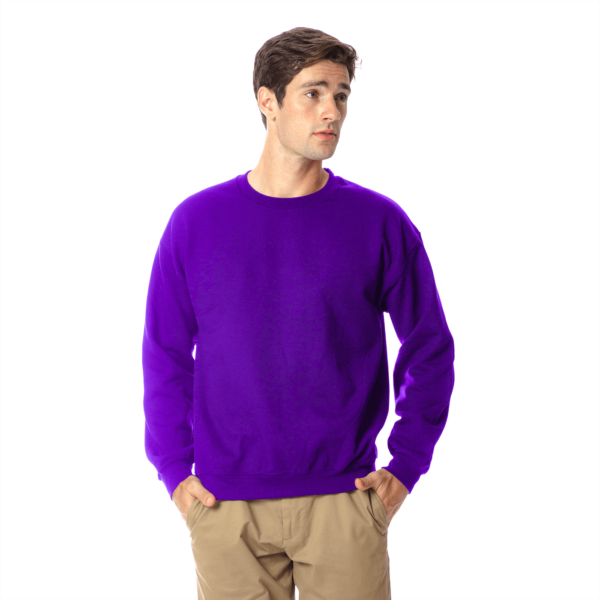 Crewneck Purple