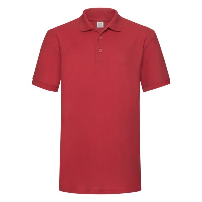 Heavy Polo Red