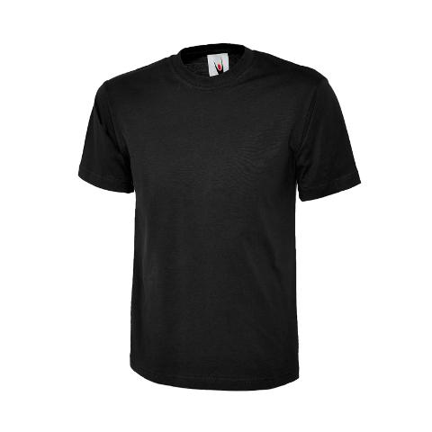 Uneek-UC302-Premium-T-Shirt-black